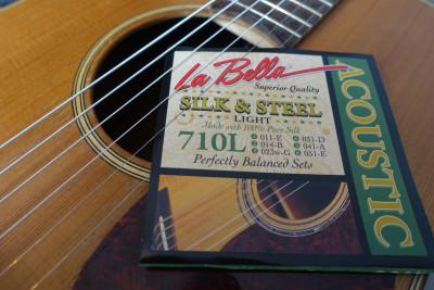 cordes de guitare de marque