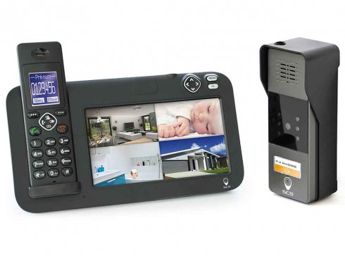 interphone video sans fil dect