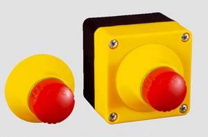 bouton d'arret d'urgence rapide