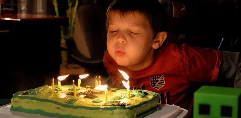 fete anniversaire enfant